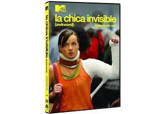 La Chica Invisible (Akward) - 1ª Temporada - DVD
