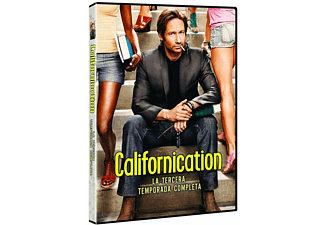 Tv Californication T3 (Rpk12) (Dvd)