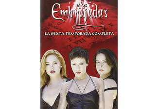 Embrujadas - 6ª Temporada - DVD