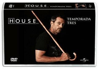 Tv House T3 (Horizontal) (Dvd)