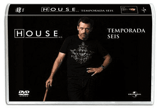 Tv House T6 (Horizontal) (Dvd)
