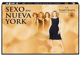 Tv Sexo N. York T4 (Horizontal) (Dvd)