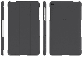 Funda para Aquaris M8 - BQ Duo Case Aquaris M8, color gris