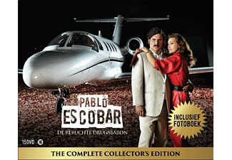 Pablo Escobar: The Complete Collector's Edition - DVD