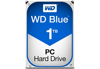 Disco duro de 1TB - Western Digital Blue, Serial ATA III