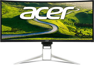 "Monitor gaming - Acer XR342CQK, Curvo, 34"", Quad HD, IPS, 21:9, FreeSync"
