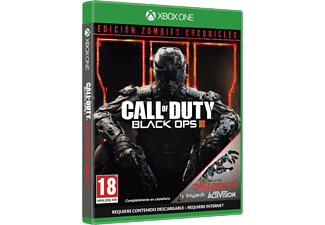 Xbox One Call of Duty Black Ops III - Zombie Chronicles