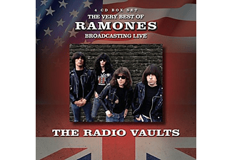 Best Of The Ramones: Broadcasting Live - CD