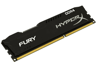 Memoria Ram - Kingston HyperX Fury DDR4 4GB 2400MHz CL15 Black Series