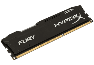 Memoria Ram - Kingston HyperX Fury DDR3 Black DDR3L 4Gb 1600MHz CL10 1.35V