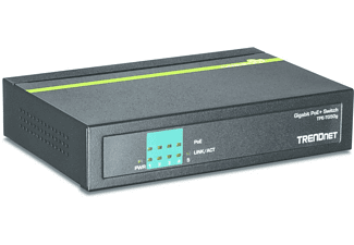TRENDNET 5PORT GB POE+ SWCH CPNT IN