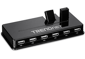 TRENDNET 10PORT HIGH SPEED USB HUB PERP WITH