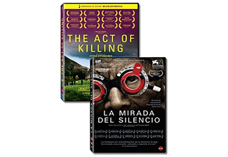 Box The Act of Killing + La Mirada del Silencio DVD