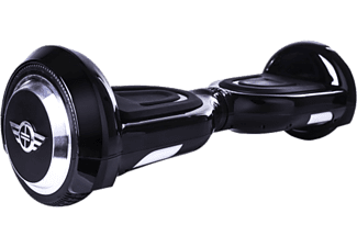 Hoverboard - Innjoo Scooter H2, LED, Negro