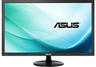 "Monitor Gaming - Asus VP228H, 21.5"", FHD, 1ms, Tecnología GamePlus, Negro"