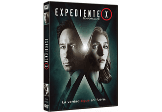 Expediente X - Temporada 10 - DVD