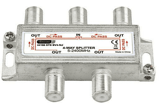 Splitter - Vivanco 44186, Coaxial