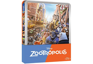 ZOOTROPOLIS (STEELBOX)