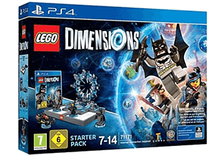 PS4 LEGO Dimensions - Starter Pack