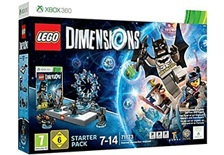 Xbox 360 LEGO Dimensions - Starter Pack