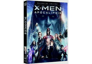 X-Men Apocalipsis - Blu-Ray 3D