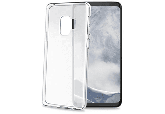 Celly GELSKIN790, Funda, Samsung, Galaxy S9, Transparente