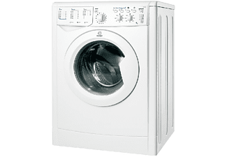 Lavadora carga frontal - Indesit IWC 91082 ECO, 9 kg, 1000 rpm, Clase A++, Blanco
