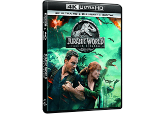 Jurassic World 2 - 4K UHD + Blu-ray