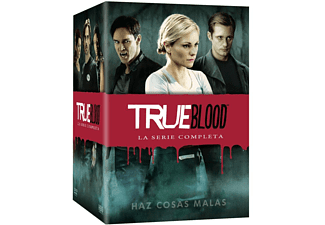 True Blood - Serie Completa - Dvd