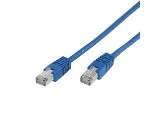 Cable de red - Vivanco CC N4 50 5B, 5 m, Azul