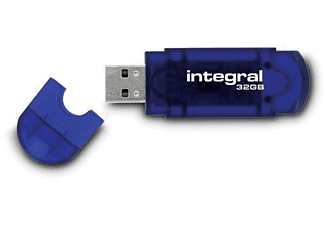 INTEGRAL MEMORY INUSB 32 GB-MEMORIA PORT USB 32 GB