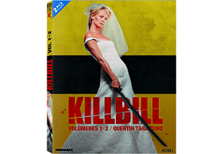 Kill Bill - Volumen 1 y 2 - Blu-ray
