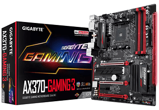 Placa Base - Gigabyte GA-AX370-Gaming 3 AMD X370 Socket AM4 ATX