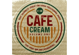 Cafe Cream Volume One - 2 CDs