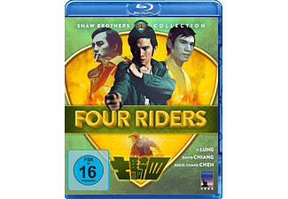 Four Riders - (Blu-ray)