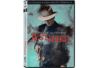 Tv Justified T4 (Dvd)