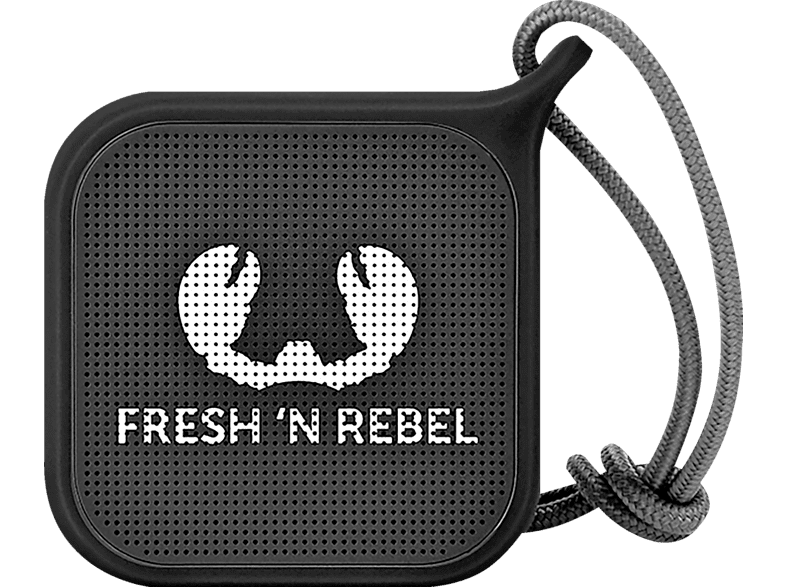 FRESH N REBEL Draagbare luidspreker Pebble Ink (1RB0500BL)
