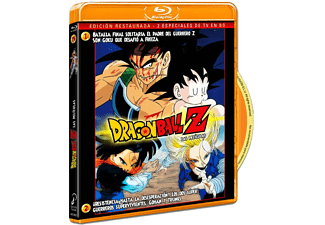 Pack Dragon Ball Z: Batalla final solitaria + ¡Resistencia hasta la desesperación! - Blu-Ray