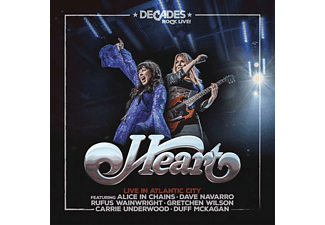 Heart - Live In Atlantic City - (DVD)