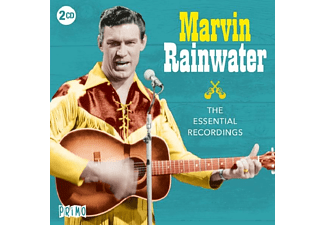 Marvin Rainwater - THE ESSENTIAL RECORDINGS - (CD)