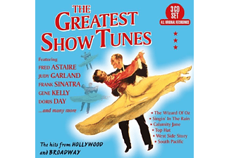 VARIOUS - GREATEST SHOW TUNES - (CD)