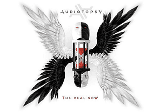 Audiotopsy - THE REAL NOW - (CD)