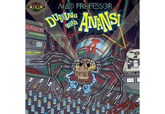 Mad Professor - DUBBING WITH ANANSI - (CD)