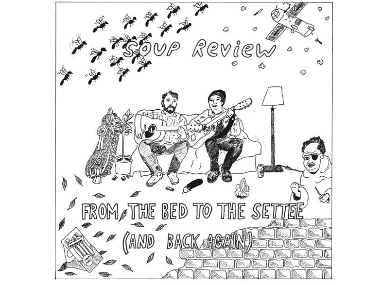 Soup Review - From The Bed To The Settee (And Back Again) [CD]