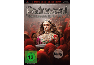 Padmaavat (3 Disc Special Edit - (Blu-ray)
