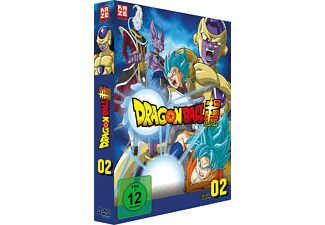 Dragonball Super - 2. Arc: Goldener Freezer - (DVD)