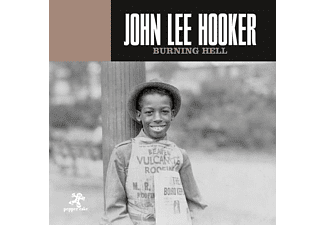John Lee Hooker - Burning Hell - (CD)