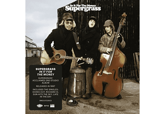Supergrass - In It for the Money - (CD)