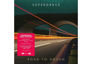 Supergrass - Road to Rouen - (CD)