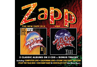 Zapp - THE NEW ZAPP IV U/VIBE (2CDs) - (CD)